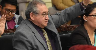 Advierten diputados de Hidalgo sabotaje contra el Poder Legislativo desde el Gobierno del estado