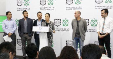 Presenta Claudia Sheinbaum Laboratorio Anti Corrupción