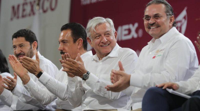 Refrenda AMLO Rescate de Sector Energético; Reitera Fin de Neoliberalismo