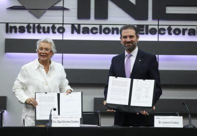 INE no Caerá en Provocaciones: Lorenzo Córdova