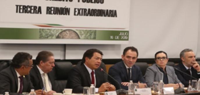 Ratifica Comisión de Diputados a Arturo Herrera; Irá Nombramiento al Pleno el Jueves