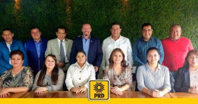 Llamamiento del PRD Estado de México a la Discusión Sobre Rumbo y Modelo de Partido