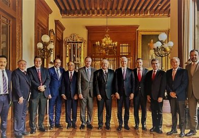 Gobernadores se Agacharon ante el INSABI: MC