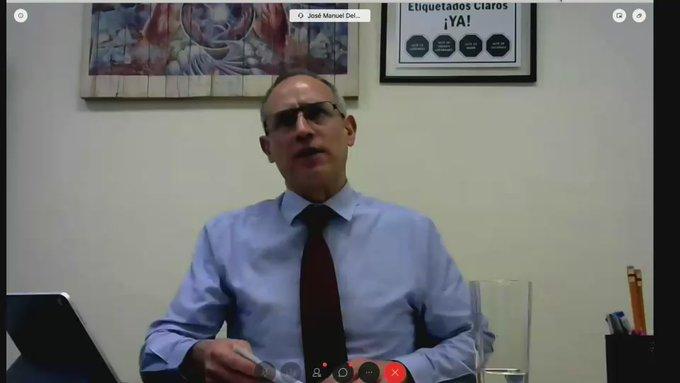 Enojo Priista por Respuestas de López-Gatell a Senadores