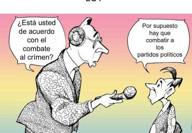 Combate a Partidos Políticos Por LUY