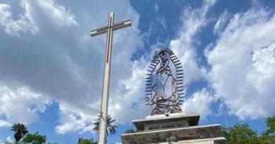 """La Virgen de Guadalupe que Descubrió """"Hanna"""" Volverá a su Lugar Original"""