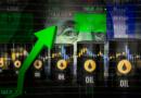 Petróleo sube casi un dólar pese a incremento en inventarios