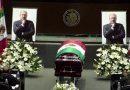 San Lázaro/  Rinden Homenaje de Cuerpo Presente a René Juárez Cisneros