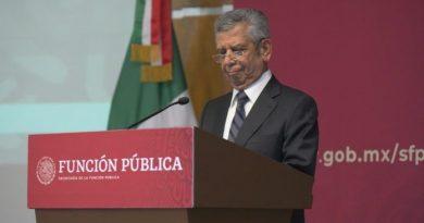 Senado Ratifica como Titular de la SFP a Roberto Salcedo