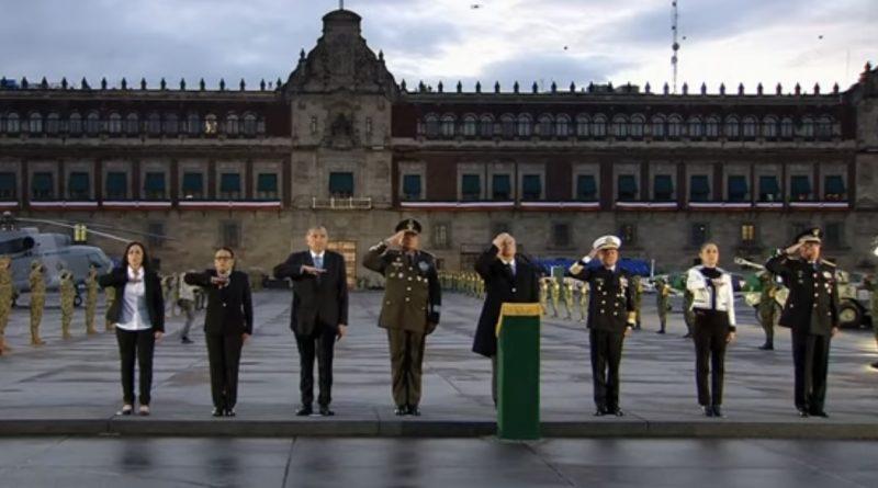 Izan Bandera en Memoria de las Víctimas de los Terremotos de 1985 y 2017